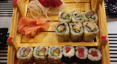 Photo of Japanese Restaurant Sushi Time Liège at Rue Des Clarisses 22, Liege 4000, Belgium