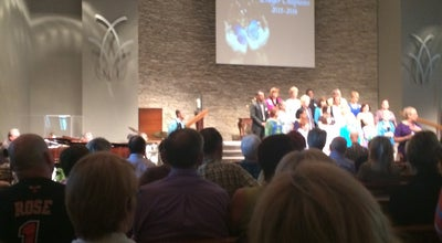 Photo of Church Unity Church Of Overland Park at 10300 Antioch Rd, Overland Park, KS 66212, United States