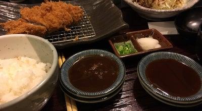 Photo of Japanese Restaurant やはらかとんかつ綾 菰野店 at 宿野神明田466, Komono-chō 510-1232, Japan