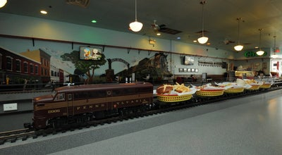 Photo of Burger Joint All Aboard! Family Dining & Amusment at 20831 S La Grange Rd, Frankfort, IL 60423, United States
