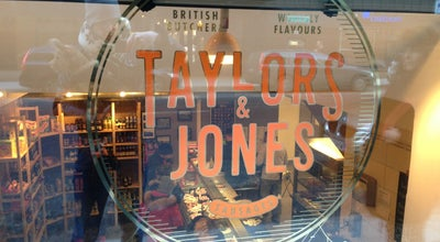 Photo of Butcher Taylors & Jones at Hantverkargatan 12, Stockholm 112 21, Sweden