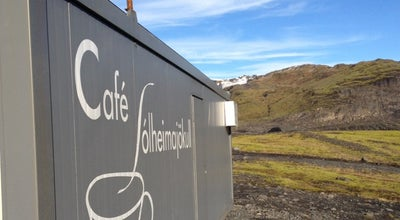 Photo of Coffee Shop Café Sólheimajökull at Iceland