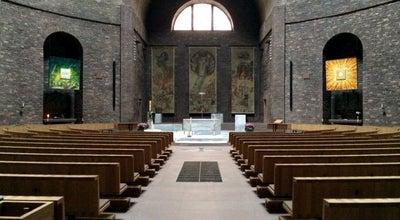 Photo of Church St. Stephan at Erbprinzenstr. 16, Karlsruhe 76133, Germany