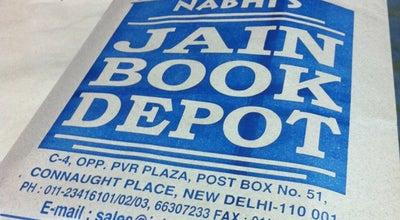 Photo of Bookstore Jain Book Depot at India