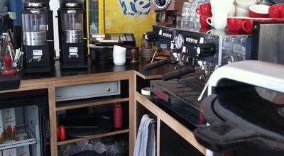 Photo of Coffee Shop Snackbar KOFFIE at Hopland 51, Antwerpen 2000, Belgium