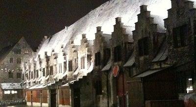 Photo of Historic Site Groot Vleeshuis at Groentenmarkt 7, Gent 9000, Belgium