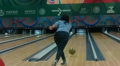 Photo of Bowling Alley Boliche 🎳 at Plaza Nuevo Veracruz, Mexico