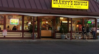 Photo of Donut Shop Granny's Donuts & Cookie Co at 17246 Lakewood Blvd, Bellflower, CA 90706, United States