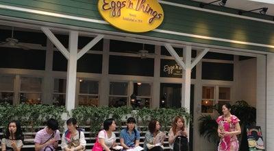 Photo of Breakfast Spot eggs'n things 心斎橋店 at 中央区西心斎橋2-10-2, 大阪市 542-0086, Japan