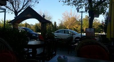 Photo of Cafe Çatı Cafe at Uzunköprü, Edirne, Turkey