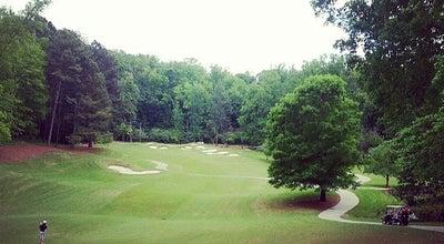 Photo of Golf Course Druid Hills Golf Club at 740 Clifton Rd Ne, Atlanta, GA 30307, United States