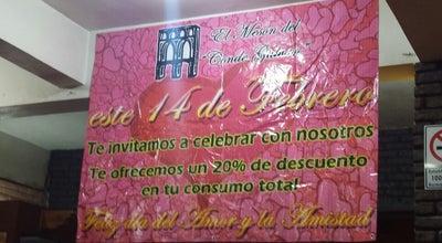 Photo of Mexican Restaurant El Mesón Del Conde Galván at Cuautitlan Izcalli, Mexico