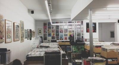 Photo of Coffee Shop Coffee & Vinyl at Volkstraat 45, Antwerpen 2000, Belgium