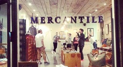 Photo of Men's Store Clark Street Mercantile at 5200 Clark, Montreal, Qu H2T 2V2, Canada
