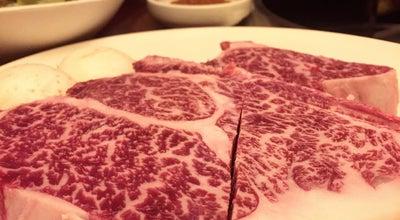 Photo of Korean Restaurant 명지원 명가 at 서구 운천로 237, 광주광역시 502-827, South Korea