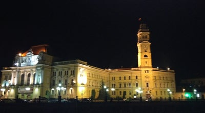 Photo of City Hall Primăria Oradea at Piața Unirii, Nr. 1, Oradea, Romania