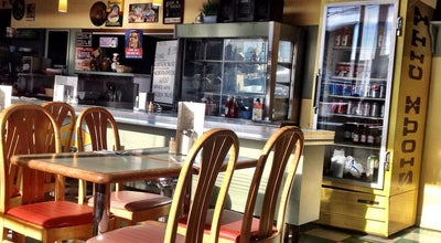 Photo of Diner Route 401 Diner at 2 Ronson Dr, Toronto M9W 1B2, Canada