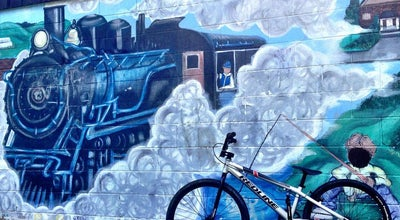 Photo of Trail Iron Horse Trail at Kitchener, On, Canada