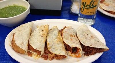 Photo of Taco Place Tacos Maravilla at Tadeo Arredondo 25, Acapulco 39355, Mexico