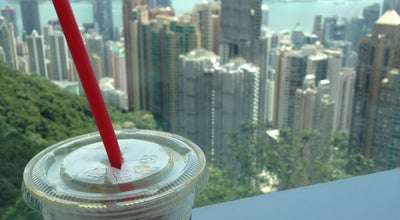 Photo of Coffee Shop Pacific Coffee at The Peak, Hong Kong
