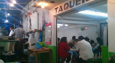 Photo of Taco Place Taqueria el Tapatio at Av Adolfo Lopez Mateos (r1), Esquina Suterm, Ecatepec 55100, Mexico