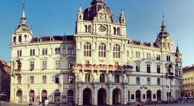 Photo of Monument / Landmark Rathaus at Hauptplatz, Graz 8010, Austria