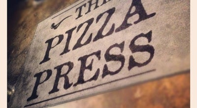Photo of Pizza Place The Pizza Press at 1534 S Harbor Blvd, Anaheim, CA 92802, United States