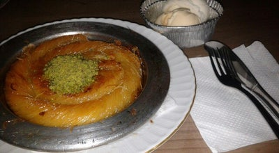 Photo of Ice Cream Shop zahidoğlu baklava at Turkey