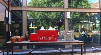 Photo of Ice Cream Shop IJscafe Holland at Promenade 51, Uden 5401 GM, Netherlands