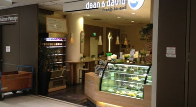 Photo of Salad Place dean&david at Karlsplatz 1, München 80335, Germany