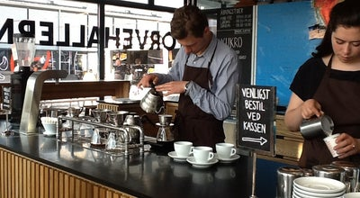 Photo of Coffee Shop The Coffee Collective at Linnesgade 17, Stade C1 Og D1, Copenhagen 1361, Denmark