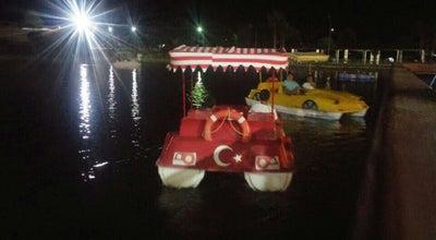 Photo of Water Park Kültürpark İskele Café at Zafer Mahallesi, İzmir 35750, Turkey