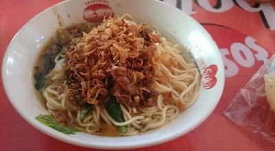 Photo of Ramen / Noodle House Mie Ayam Solo Pak Doel at Jl. Semanggi Timur, Malang, Indonesia