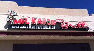 Photo of Mediterranean Restaurant Mr. Kabob Fresh Mediterranean Grill at 28120 Jefferson Ave, Temecula, CA 92590, United States
