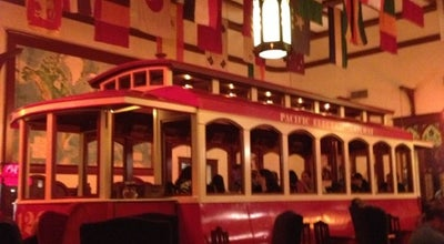 Photo of Italian Restaurant The Old Spaghetti Factory at 1431 Buena Vista St, Duarte, CA 91010, United States