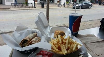 Photo of Mediterranean Restaurant Mashawi Grill at 611 E Green St, Champaign, IL 61820, United States