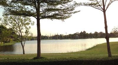 Photo of Lake Lake at The Gland Rama 2, Mueang Samut Sakhon 74000, Thailand