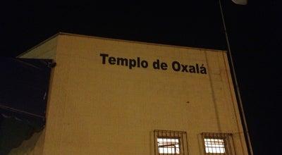 Photo of Temple Templo de Oxalá at Rua Pedro Bertozzi, N 08 , Vila Olimpica, Poços De Caldas, Brazil