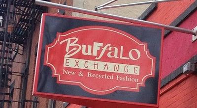 Photo of Thrift / Vintage Store Buffalo Exchange at 109 Boerum Pl, Brooklyn, NY 11201, United States