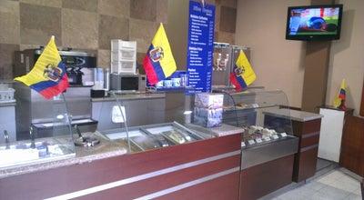 Photo of Ice Cream Shop Nice Cream (San Sebastián) at Bolivar, Loja, Ecuador