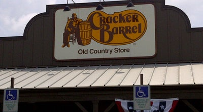 Photo of American Restaurant Cracker Barrel Old Country Store at 1124 Hwy 20 W I-75 & Jonesboro Road, McDonough, GA 30253, United States