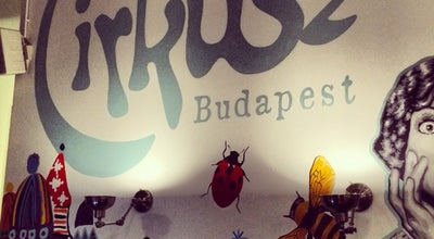 Photo of Bar Cirkusz at Dob U. 25., Budapest 1074, Hungary