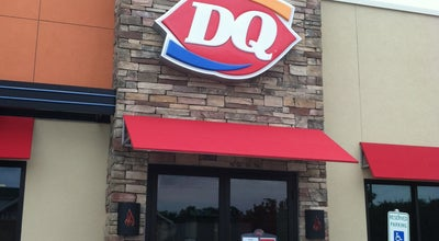 Photo of American Restaurant DQ Restaurant (Dairy Queen) at 700 N. Industrial Blvd, Euless, TX 76039, United States