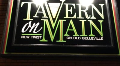 Photo of American Restaurant Tavern On Main at 301 E Main St, Belleville, IL 62220, United States
