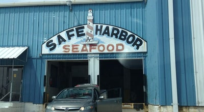 Photo of Fish Market Safe Harbor Seafood Market at 4378 Ocean St #3, Mayport, FL 32233, United States