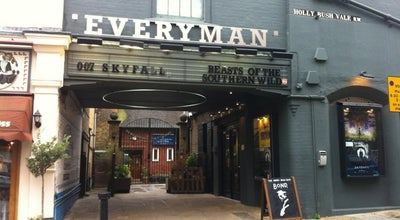 Photo of Movie Theater Everyman at 5 Holly Bush Vale, London NW3 6TX, United Kingdom