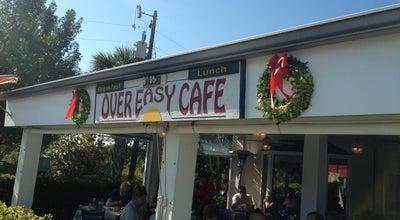 Photo of Breakfast Spot Over Easy Café at 630 Tarpon Bay Rd, Sanibel, FL 33957, United States