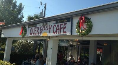 Photo of Breakfast Spot Over Easy Café at 630 Tarpon Bay Rd, Sanibel, FL 33957, United States