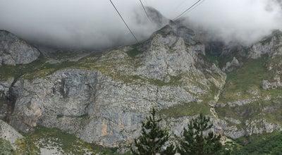 Photo of Mountain Picos de Europa at Potes-fuente De, Cosgaya, Spain