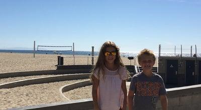 Photo of Beach 22nd Street Beach at 22nd St, Hermosa Beach, CA 90254, United States